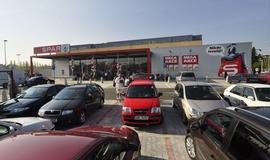 SPAR otevřel svůj první supermarket v Praze