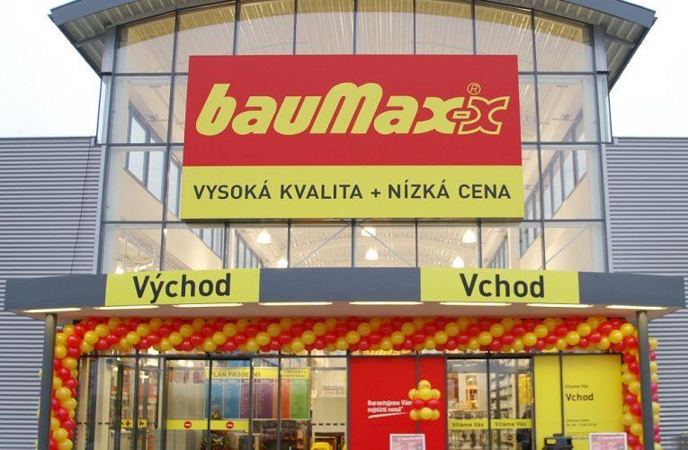 Řetězec bauMax končí v České republice ke konci listopadu