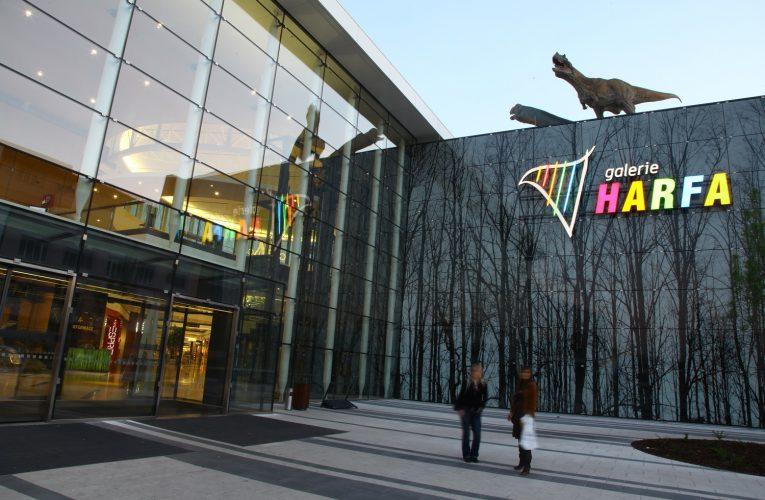 Byla podepsána smlouva o refinancování multifunkčního projektu Harfa