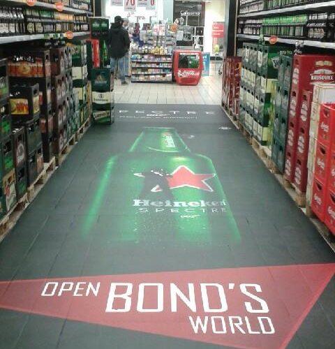 TZ | Ocenění TOP In store realizace měsíce října 2015 získala kampaň Heineken Bond