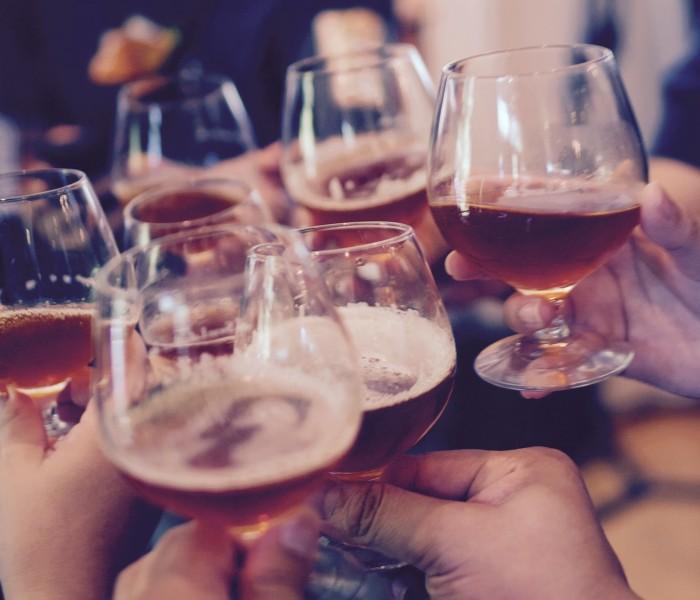 Ve spotřebě alkoholu jsme na špici