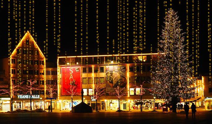 Vánoční svátky zvedly v USA maloobchodní tržby o 7,9%