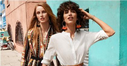 """H&M uvádí kampaň pro svoji jarní kolekci """"Zápisky z měst"""""""