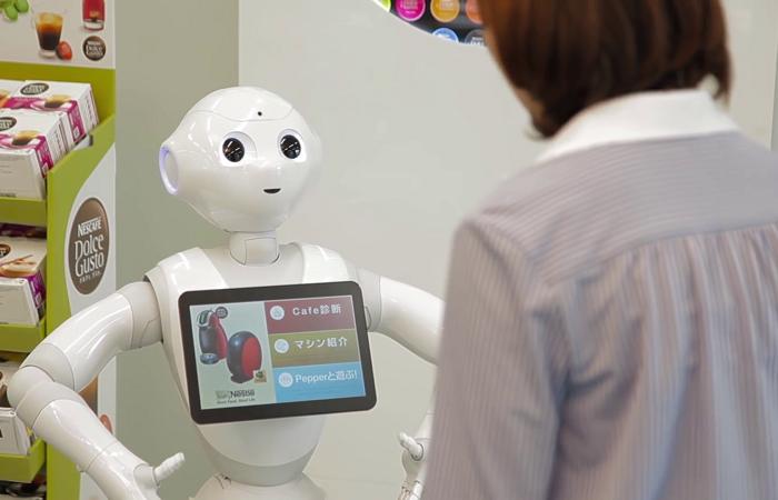 Je už čas na roboty na místě prodeje?