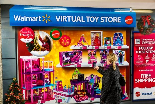 První virtuální hračkářství v Torontu