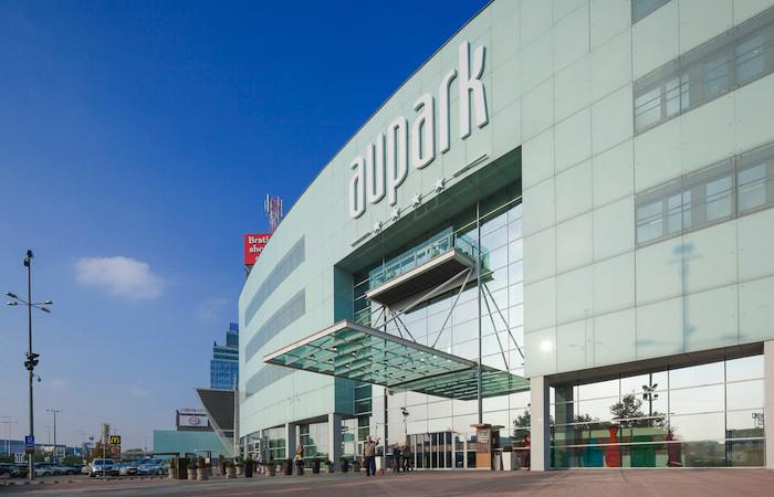 Obchodní centrum Aupark v Hradci Králové bude otevřeno na podzim letošního roku