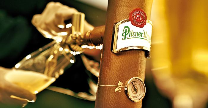Českým novinářům nejvíc chutná Pilsner Urquell