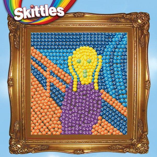 Skittles obraz Help