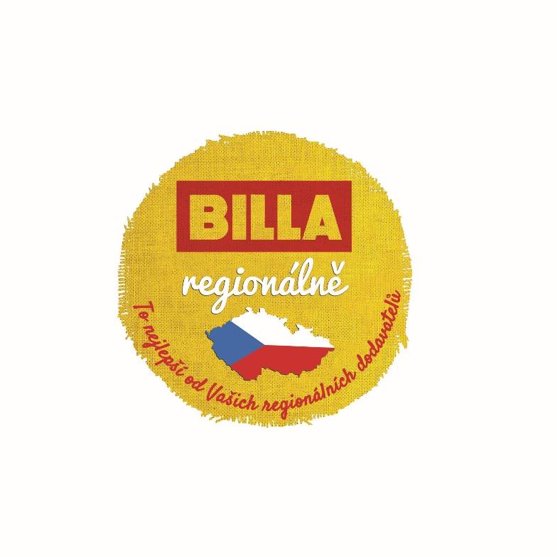 Billa regionálně
