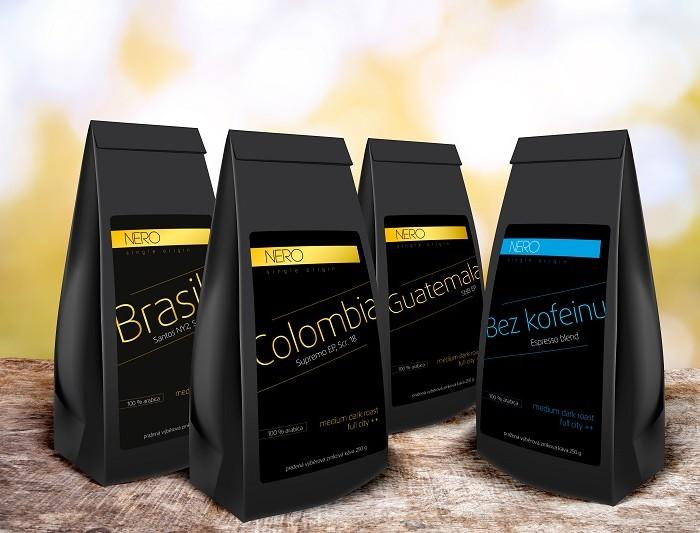 Datart uvádí na trh deset nových druhů kávy