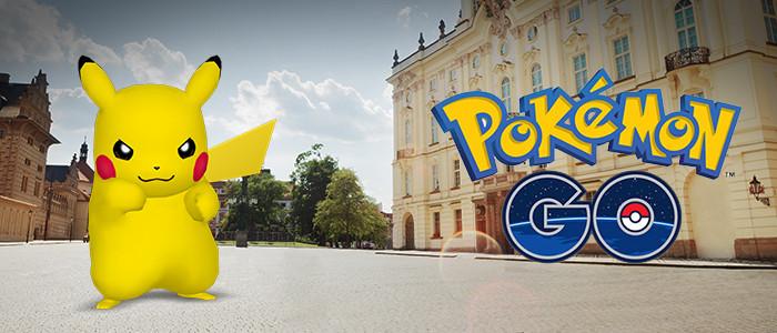 Pokémon Go se bude 18. února hrát živě v Centru Černý Most a v Centru Chodov