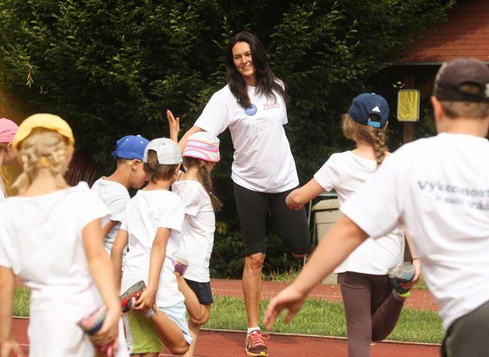 Procter & Gamble ve spolupráci s Tescem podpoří prostřednictvím České olympijské nadace sport dětí