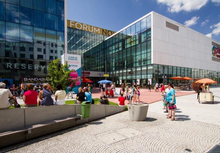 Značka GAP otevře v Ostravě první obchod v Česku