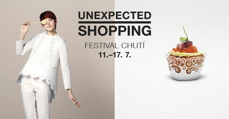 Festival chutí proběhne v Centru Chodov,  11.-17. 7.2016