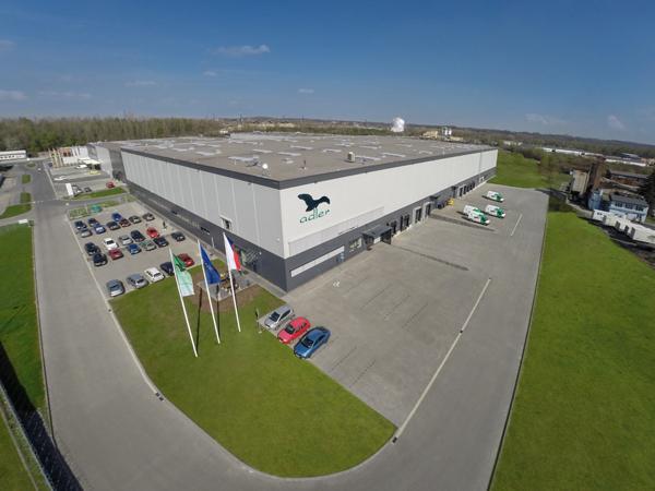 V Ostravě otevřel ADLER nové distribuční centrum