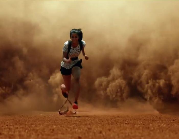 Značka Nike ve svém novém dynamickém spotu představuje sportující ženy v Indii