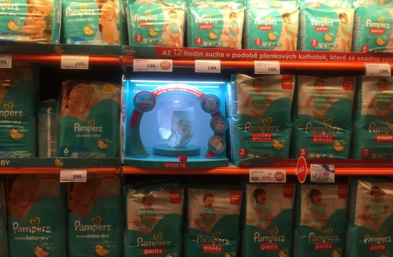 Focal Point Pampers Premium a Pampers Pants