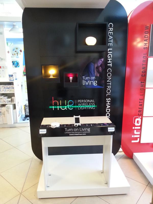 Philips Hue - panel