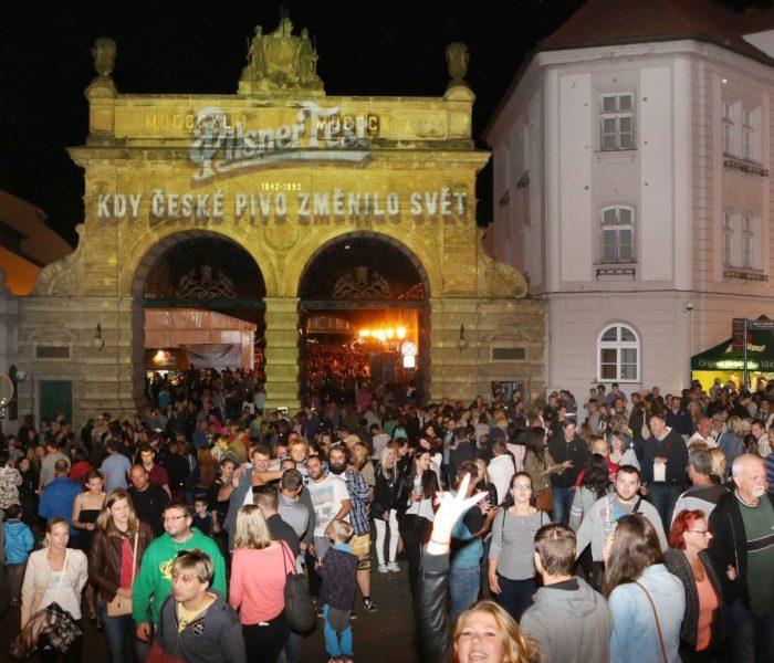 Letošní Pilsner Fest navštívilo více než 50 000 návštěvníků