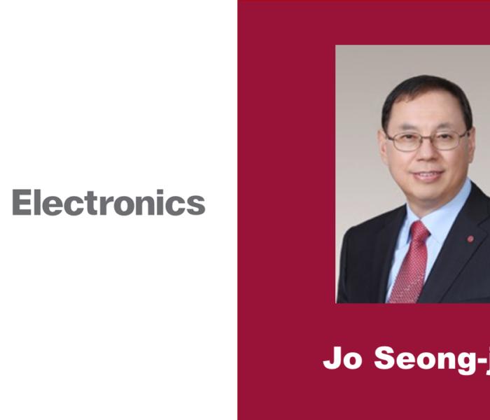 Novým CEO společnosti LG se stal Jo Seong-jin