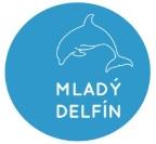 Logo- mladý delfín