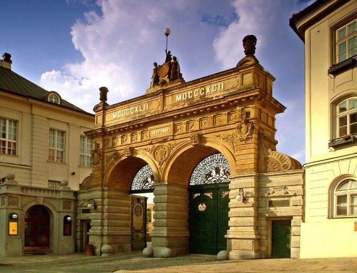 Začala rekonstrukce restaurace Formanka v areálu plzeňského pivovaru