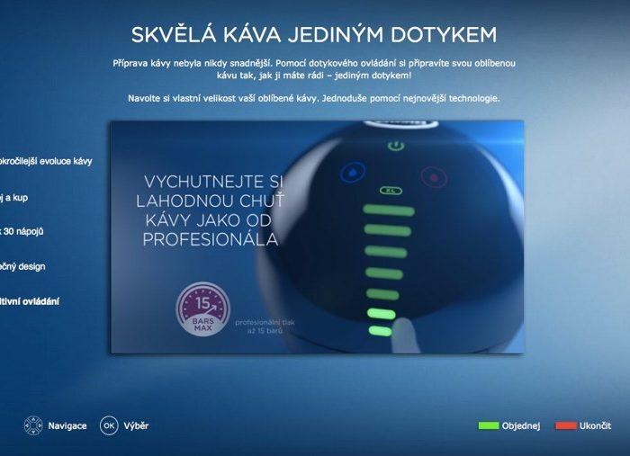 Mediální agentura Optimedia realizuje HbbTV kampaň pro NESCAFÉ Dolce Gusto