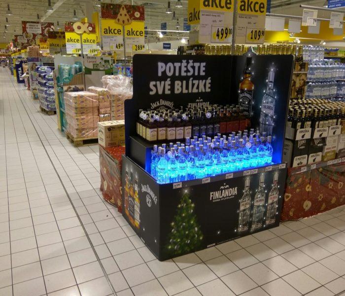 Jack Daniels, Finlandia