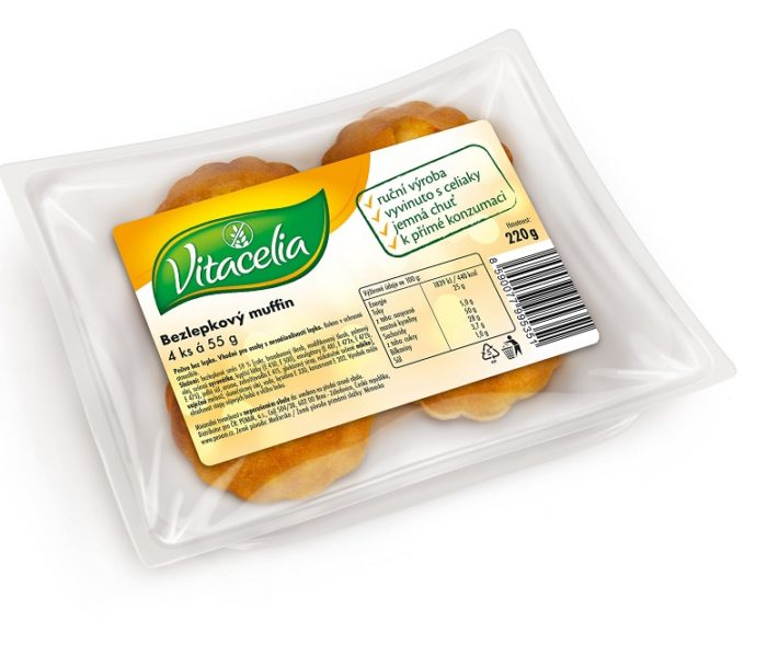 Bezlepkové pečivo Vitacelia je nyní exkluzivně k dostání v Tescu