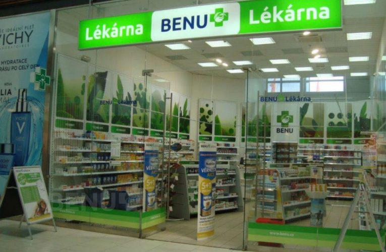 Lékárny BENU zaznamenaly druhý rok po sobě dvouciferný růst