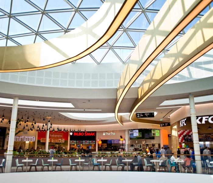 Centrum Chodov dnes otevřelo novou restaurační zónu Grand Kitchen