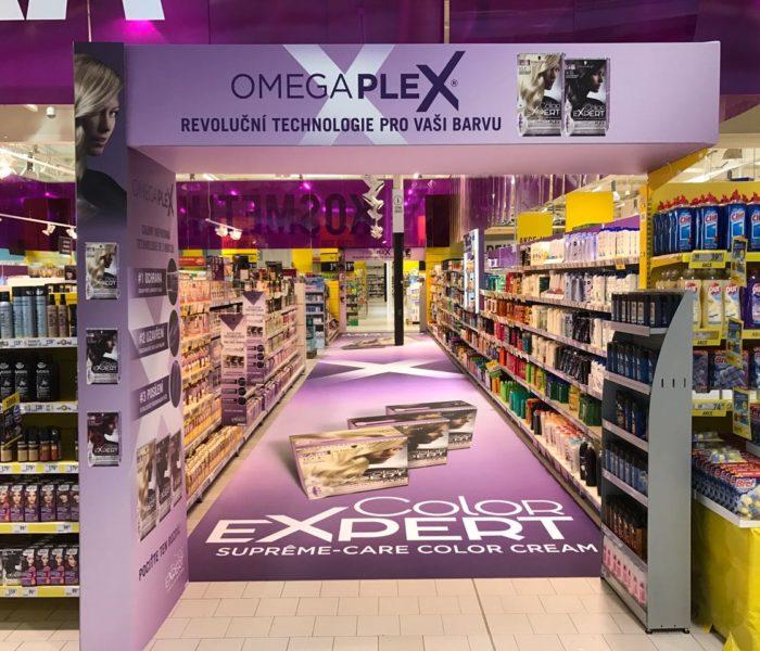 Ocenění TOP In-store realizace měsíce dubna 2017 získala kampaň Color Expert