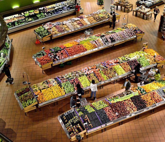 Podíl tradičního trhu s potravinami je v Česku pod celosvětovým průměrem