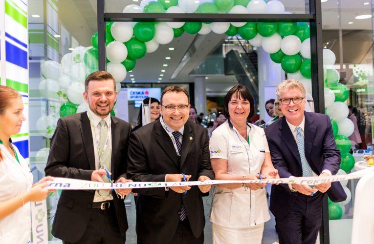 Lékárenský řetězec BENU slaví 5 let na českém i evropském trhu