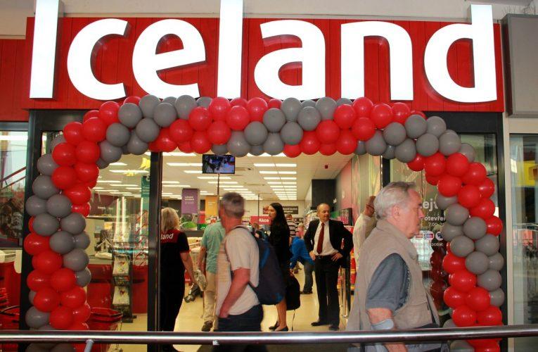 Expert na mražené potraviny Iceland dnes otevřel další pražskou prodejnu v novém designu