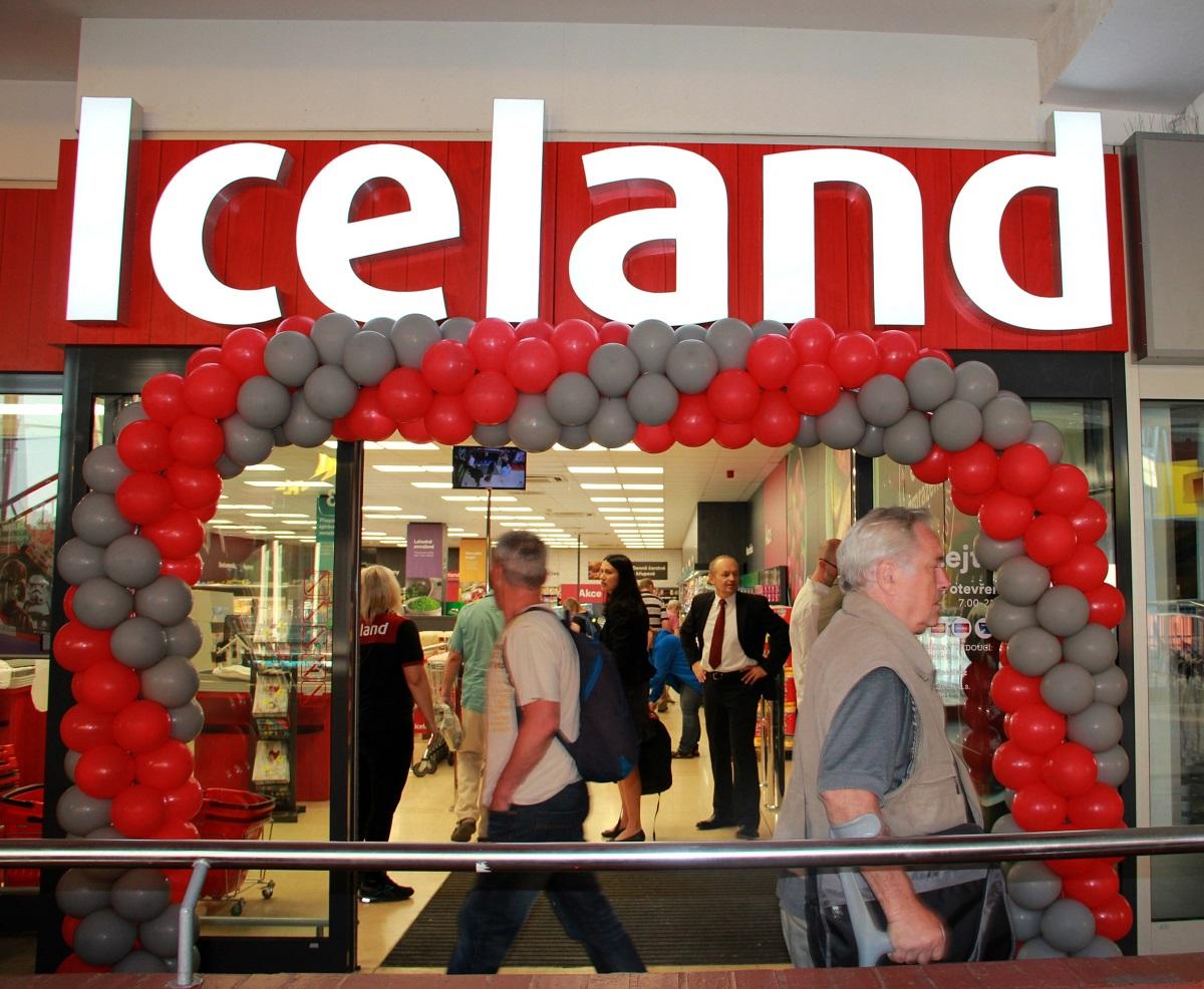 Na 250 novinek hlavně pro letní sezónu nabízí britský specialista na  mražené zboží Iceland ve znovu otevřené prodejně u stanice metra Luka v  Praze. Prodejna ... 780dda6140