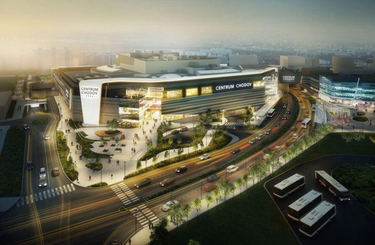Nové Centrum Chodov otevře své brány přesně za 100 dní