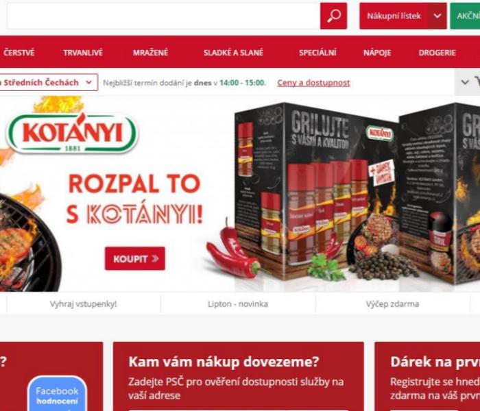 Mall Group odkoupí portál Košík.cz