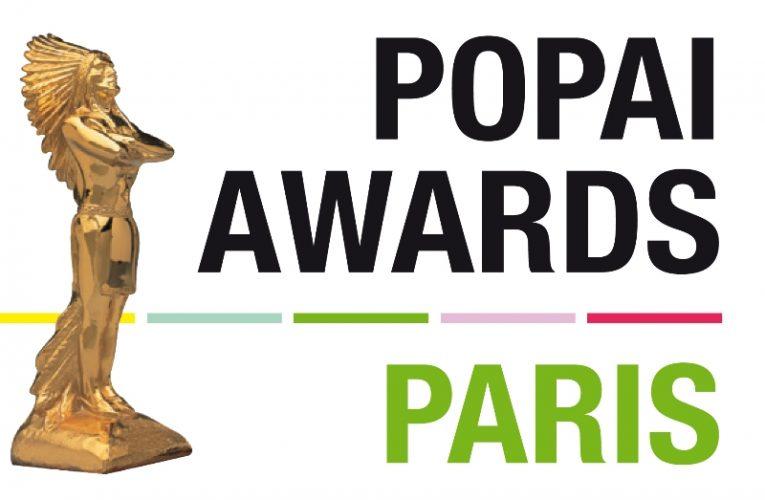 Česká POP agentura DAGO a společnost Kofola získaly na soutěži POPAI Awards Paris zlato