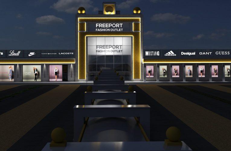 Freeport změní tvář a do této renovace investuje desítky milionů