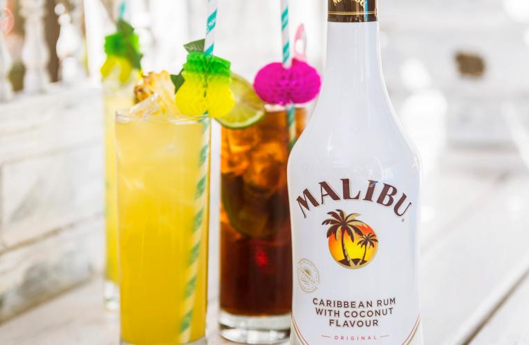 Likér Malibu získal ocenění Brand Champion udílené mezinárodním magazínem The Spirits Business