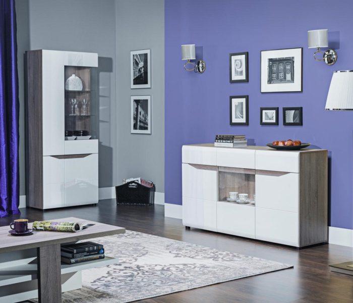 Nový nábytek Češi vybírají v letácích i přes internet