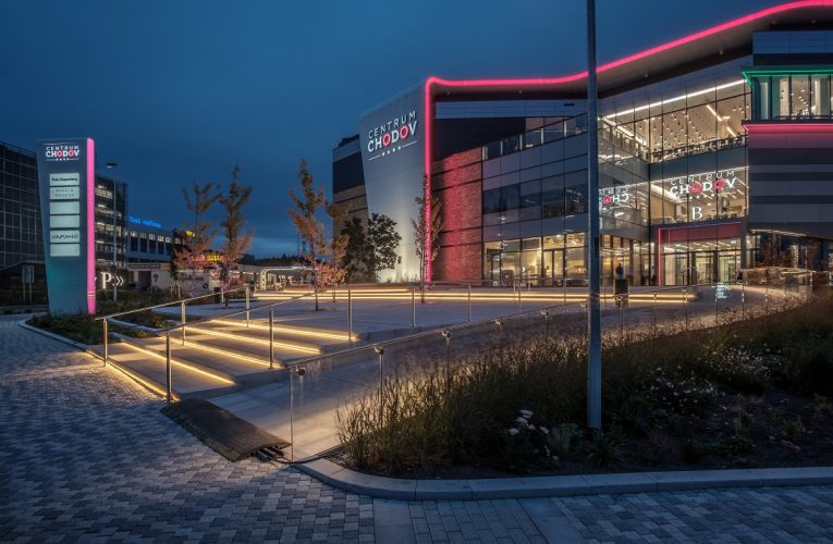 Společnost Unibail-Rodamco otevřela nové Centrum Chodov