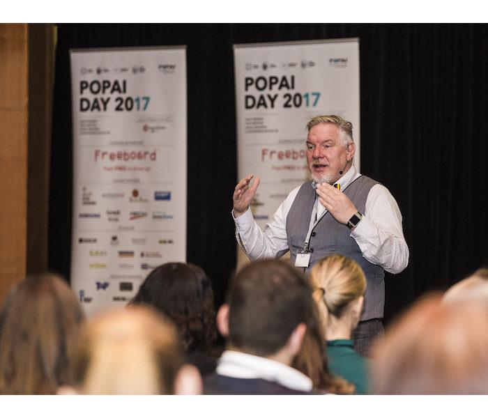 Konference POPAI DAY 2017 přinesla opět plno zajímavých retailových informací