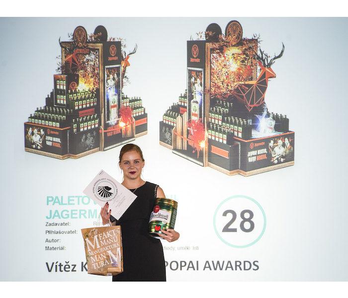 Výsledky odborných soutěží na akci POPAI DAY 2017