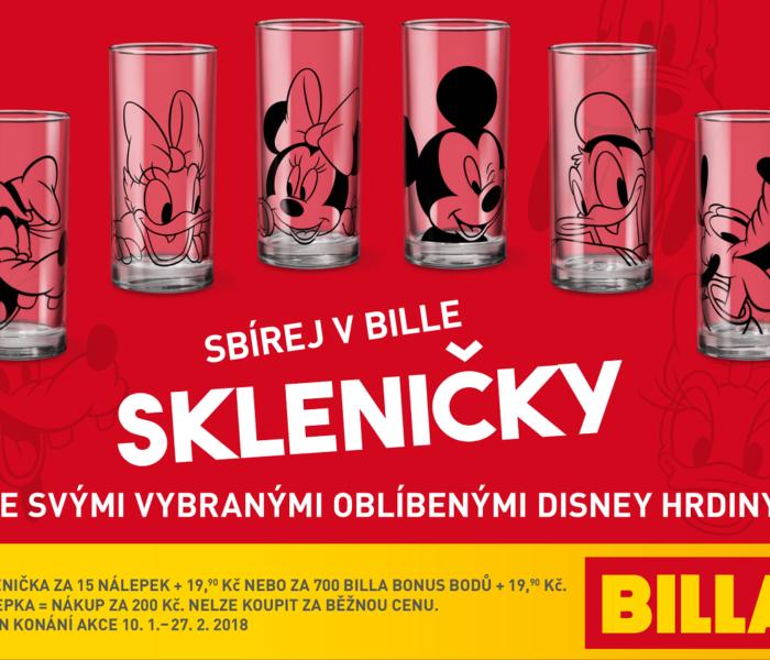 Oblíbení Disney hrdinové se vrací do BILLY v nové věrnostní kampani