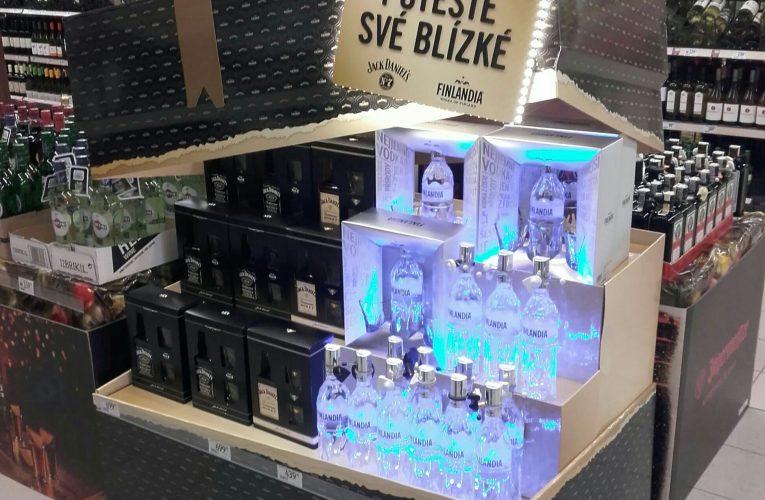 Jack Daniels + Finská