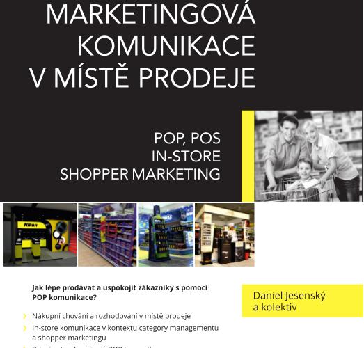 Recenze knihy: Marketingová komunikace v místě prodeje