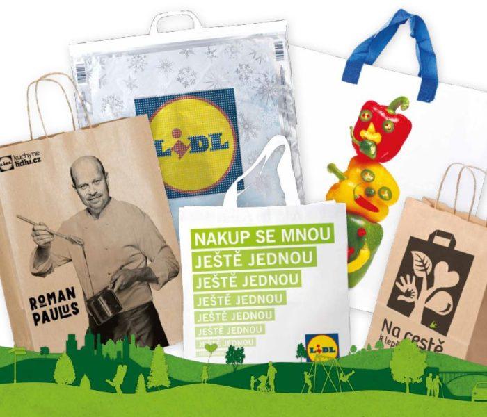 Lidl rozšířuje nabídku ekologičtějších tašek