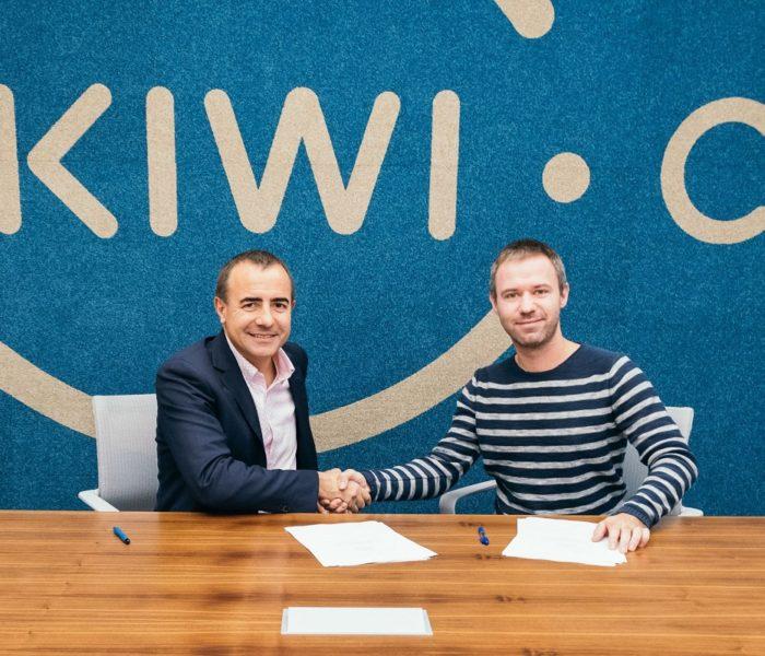 Kiwi.com uzavřelo strategické partnerství se společností Logitravel Group